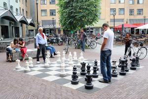 Partita a scacchi