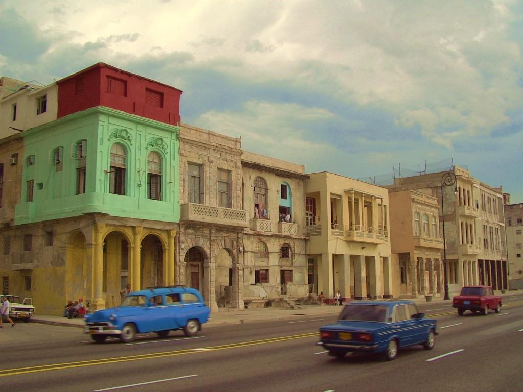 Malecòn de La Habana, Cuba - Foto originale di Giada Negri