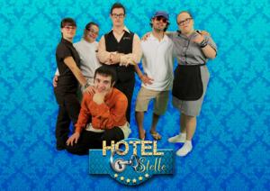 hotel 6 stelle